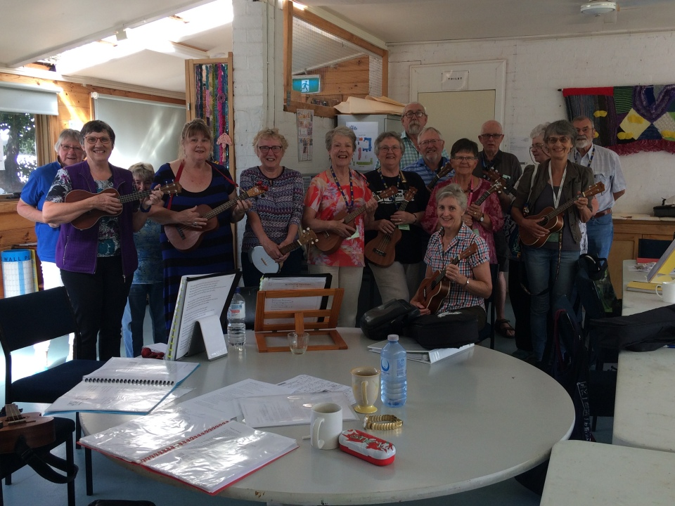 Bairnsdale Ukulele Group